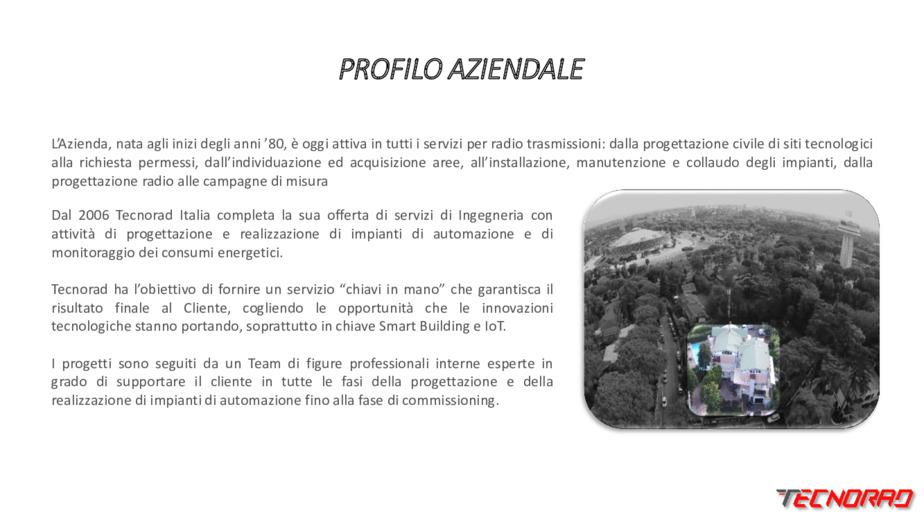 """""""Building Energy Management System"""".Controllo, monitoraggio temperatura e umidità nel processo"""