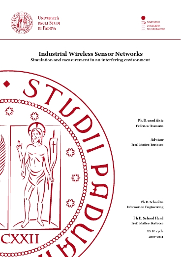 Industrial Wireless Sensor Networks - Simulation and