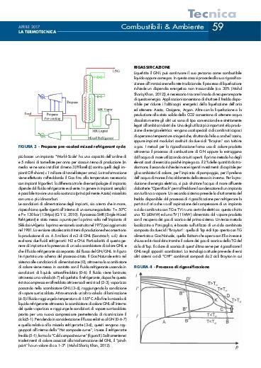 """Il GNL come """"alternativa"""" agli alternativi: il processo di liquefazione"""