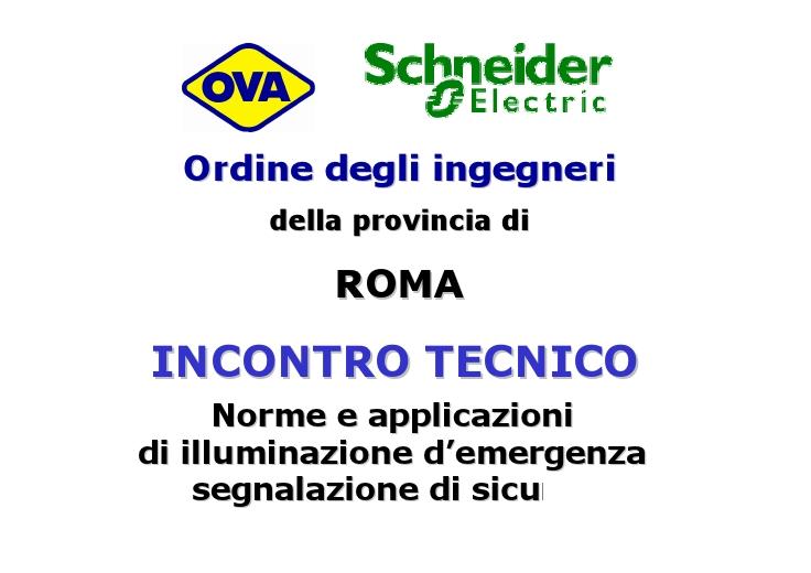 Illuminazione Di Emergenza Normativa  linergy guida illuminazione di emergenza, apparecchi di ...