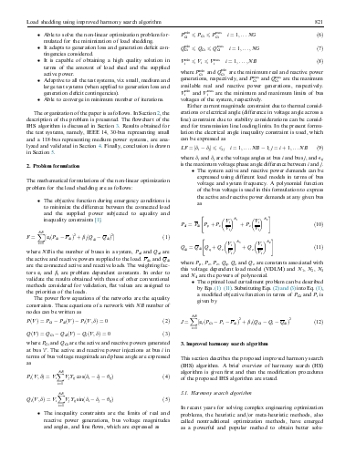 efficiency of improved harmony search algorithm This paper proposes an effective asp algorithm based on the harmony search ( hs) algorithm, which has an outstanding global search ability to obtain the global optimum more efficiently to solve the asp problem, an improved harmony search (ihs) algorithm is proposed mainly in four aspects: (1) an encoding of harmony.