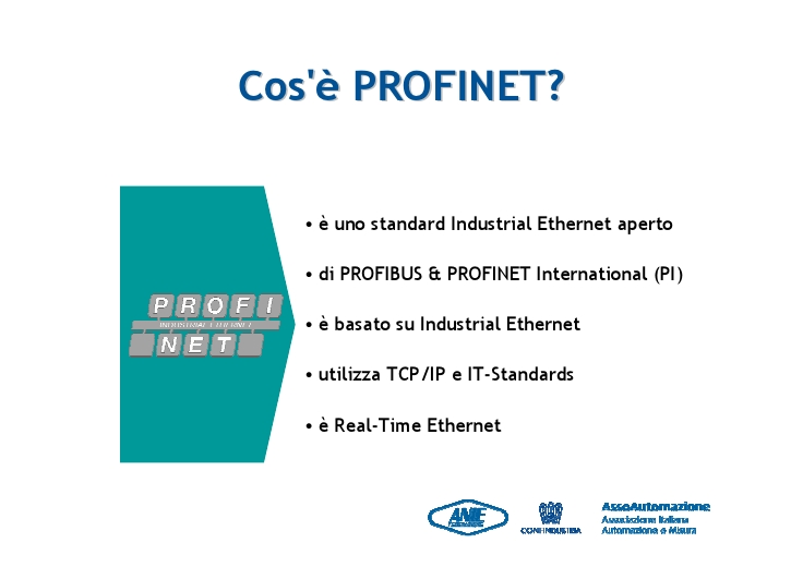 Sicurezza per le reti ethernet: Safety e Security su un unico bus di campo PROFINET