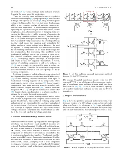 A new low cost cascaded transformer multilevel inverter topology using
