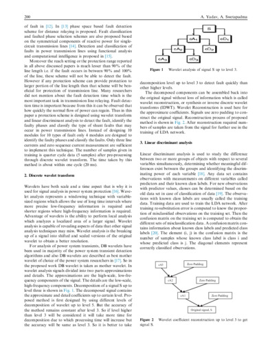 A novel transmission line relaying scheme for fault detection and