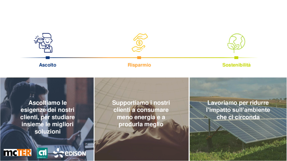 Accompagnare le Imprese verso la decarbonizzazione: approccio e casi applicativi