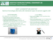 Stampa Additiva: Come affrontare il Re-Design per l'Oil&Gas ?