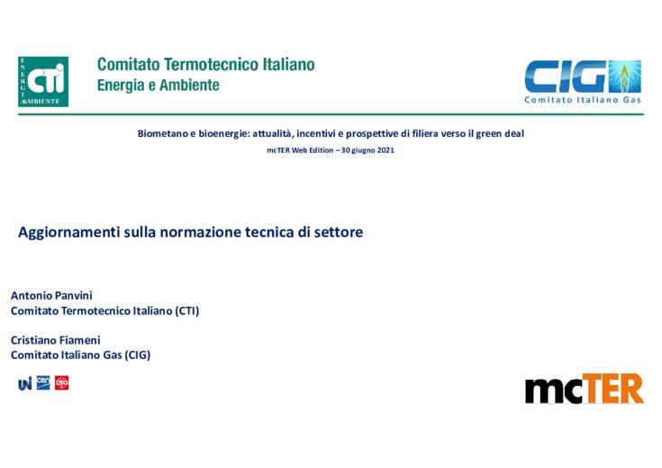 Aggiornamenti normativi su biogas e biometano