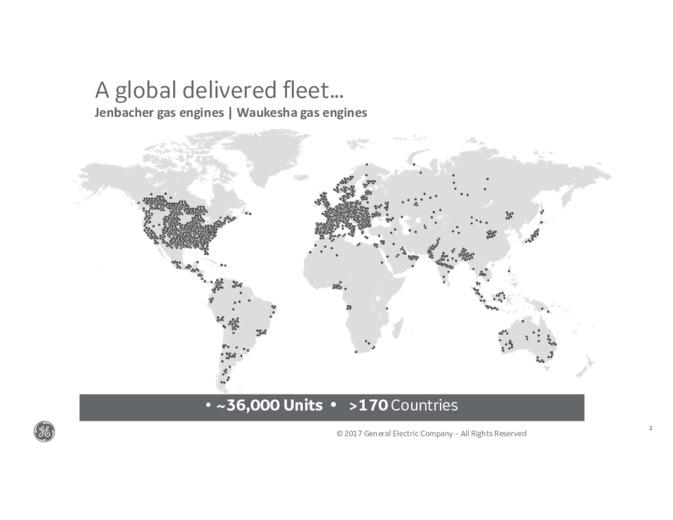 Aggiornamenti tecnologici su flotta installata con motori a biogas