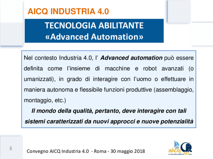 AICQ INDUSTRIA 4.0