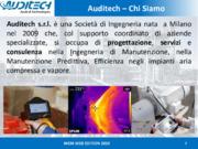 Aircheck e la gestione delle perdite di aria compressa: una