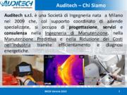 AirCheck e SteamCheck : interventi post diagnosi energetica per efficientare