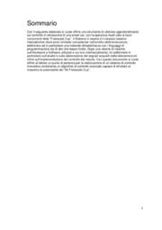 Algoritmi di controllo di un veicolo autonomo a retroazione visiva