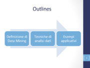 Alla scoperta del Data Mining