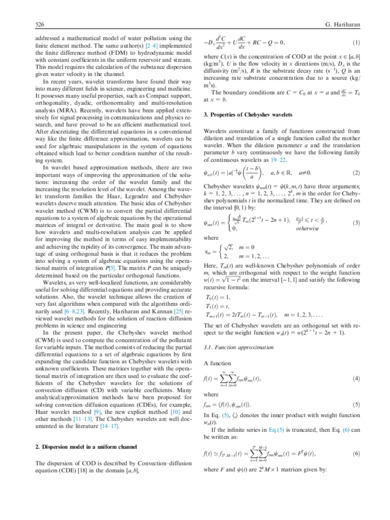 An efficient wavelet based approximation method to water quality assessment