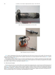 An investigation on the corrosion of flue gas sensor in