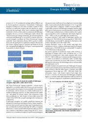 Analisi del fabbisogno di energia termica degli edifici con software