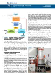 Analisi delle prestazioni di un impianto di cogenerazione ibrido