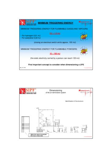 Analisi, dimensionamento e accorgimenti per la realizzazione d'impianti di protezioni