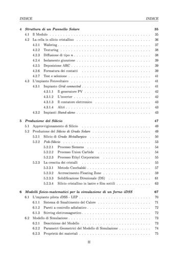 Analisi numerica di un processo di solidificazione mono-cristallina del silicio