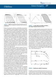 Analisi numerico-sperimentale di un sistema per l'accumulo di energia termica