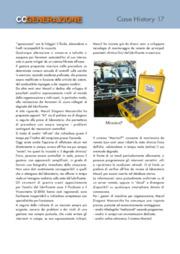 Analisi olio come supporto alla gestione della cogenerazione