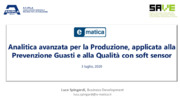 Analizzatori Nox, Big Data, Data Science, Industria di processo, IoT,  internet of things, Manutenzione Diagnostica, Strumenti di misura