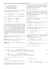Analytical solution of nonlinear space–time fractional differential equations using the
