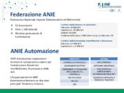 Apertura lavori / Il ruolo delle tecnologie PLC e I/O