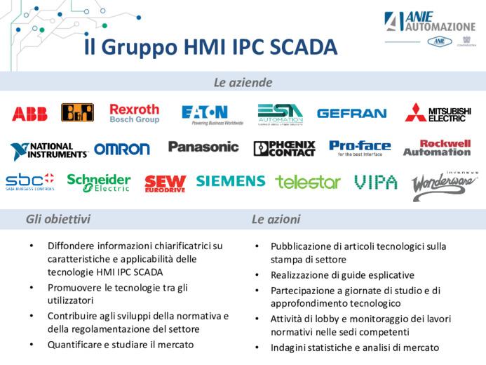 Apertura lavori / Le tecnologie HMI IPC SCADA nell'Automazione 4.0
