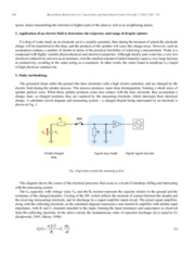 Application of electric fields as a method for plant disease