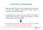 Applicazione del protoccolo IPMVP nell