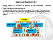 Applicazioni dell'approccio ingegneristico alla sicurezza strutturale antincendio