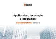 Applicazioni, Tecnologie e Applicazioni