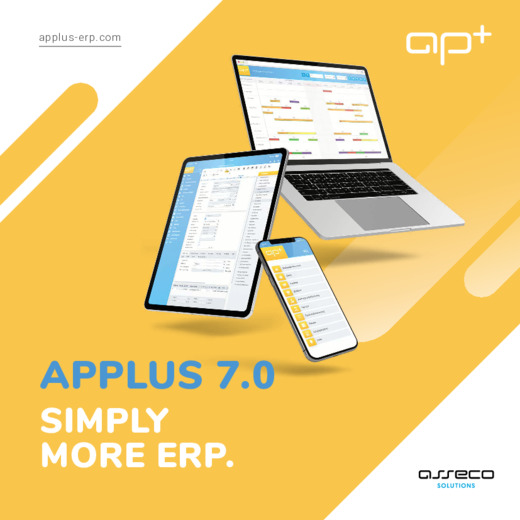 APPLUS 7.0 SIMPLY MORE ERP.