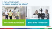 Approcci contrattuali flessibili per impianti integrati ed efficienti