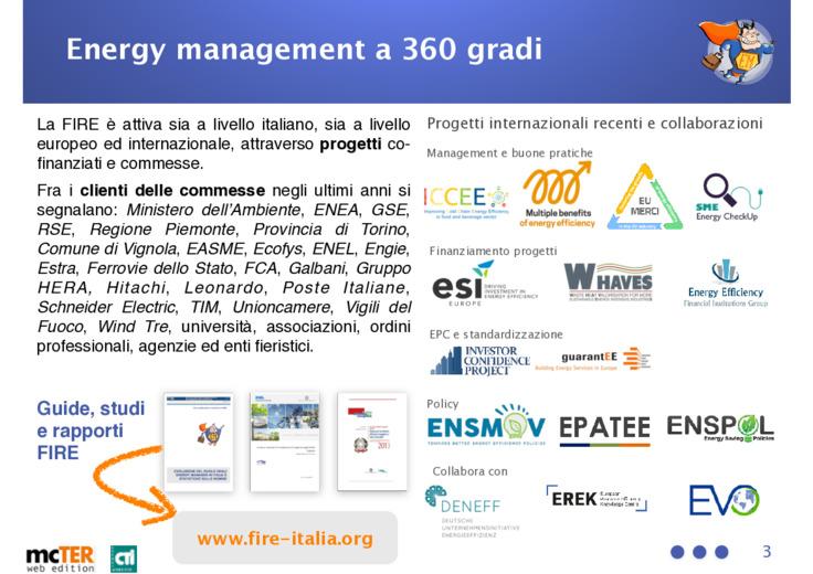 Approcci per favorire la realizzazione di interventi di efficienza energetica
