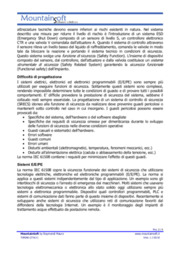 Appunti su norma IEC 61508 e SIL
