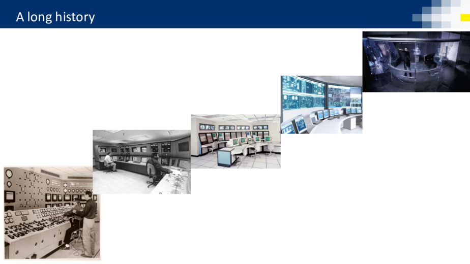 Architetture dei sistemi di controllo in epoca IIoT