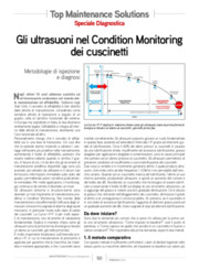 Condition Monitoring, Cuscinetti, Ultrasuoni