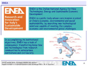Aspetti normativi e di standardizzazione sulla tecnologia FBG (Fiber Bragg