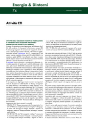 Attività degli organismi europei di normazione a sostegno degli ecosistemi