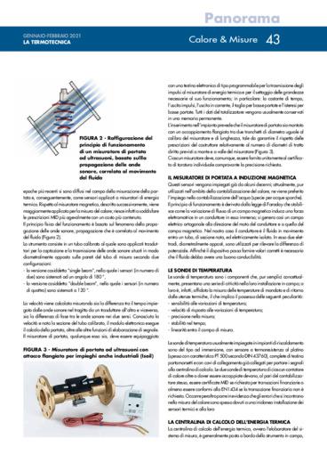 Attualità della misurazione della energia termica nell