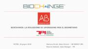 BIOCH4NGE: la soluzione di upgrading per il biometano