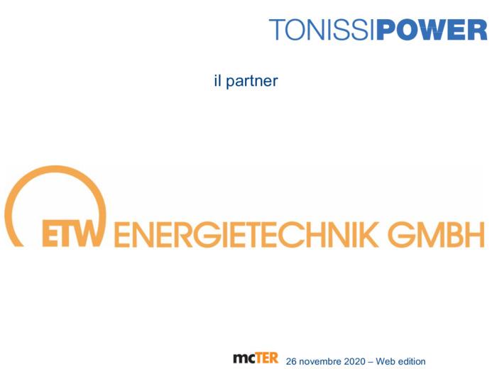 Biogas Partner Bitburg il progetto integrato. La Tecnologia ETW Smart