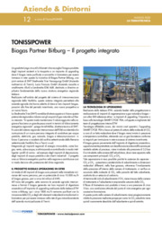 Biogas Partner Bitburg - il progetto integrato