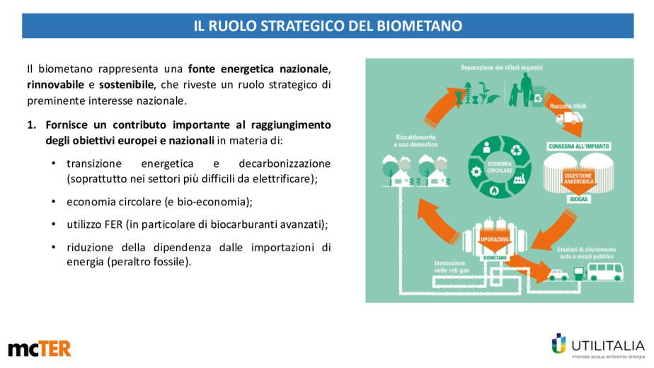 Biometano da rifiuti: il ruolo delle utility nella transizione energetica