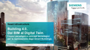 BIM, Building 4.0, Building automation, IoT,  internet of things, Smart building