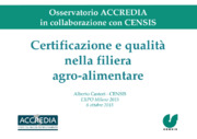Agricoltura, Agroalimentare