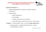 Contaminanti delle Acque superficiali e sotterranee