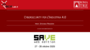 Cyber security, Industria 4.0